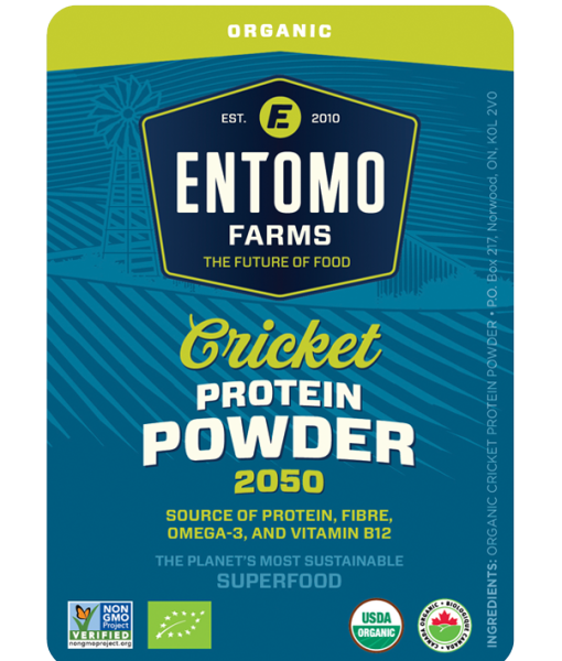 Entomo Farms, The future of foods, Sustainable, Food, Cricket Powder, Powder, Protein, Future, Crickets, Eating, Recipes, Roasted, Sustainability, Planet, Entomology , food, Water, Organic, Biologic, Delicious, Mealworms, Mealworm Powder, Mealworm Protein, feed