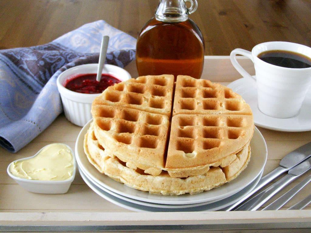 Cricket Powder Pancakes And Waffles Entomo Farms