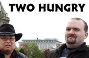 Two Hungry Blokes Bug Appetite