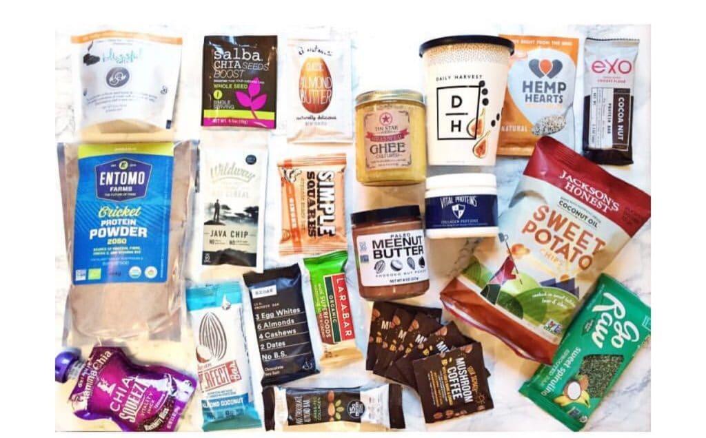 Travel snacks for the summer