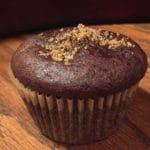 Chocolate Coffee Cricket Muffins