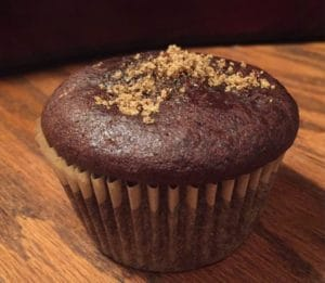 Chocolate Coffee Cricket Muffins