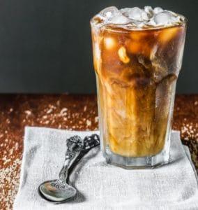 Cricket Powered Iced Coffee