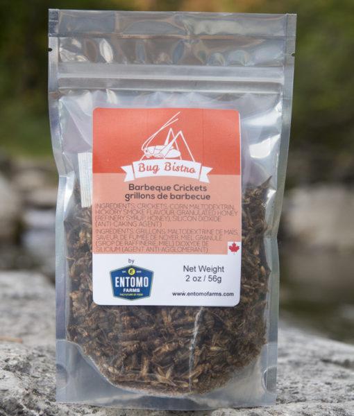 BIg Bag of BBQ Crickets