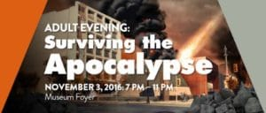 Manitoba Museum Surviving the Apocalypse