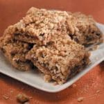 oatmeal cherry cricket powder and raisins for these delicious protein bars