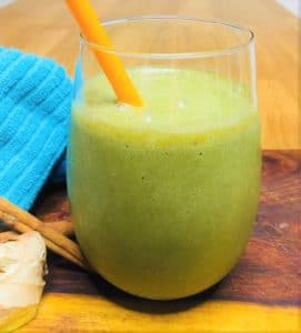 Chai Cricket Smoothie