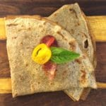 Savoury Cricket Crepes