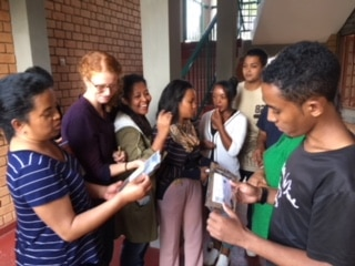 In madagascar for entomophagy passion project