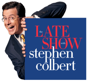 cooking with crickets on stephen colbert