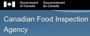 Canadian Food Inspection Agency