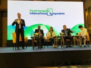 Darren Goldin at Innopolis Food Symposium