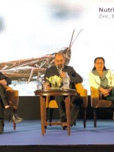 Darren Goldin discussing Entomo Farms in Thailand