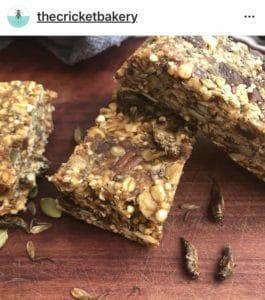 Cricket Bakery Granola Bars