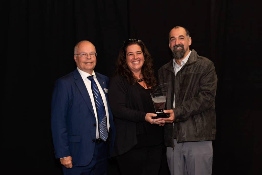 Entomo Farms wins the Entrepreneur Innovation Award