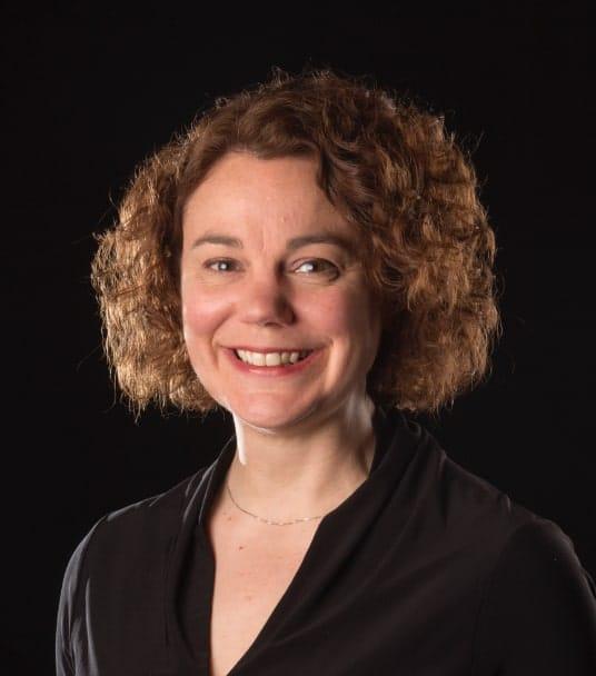 Headshot of Entomo team member Kelly Hagan.